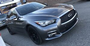 2014 Infiniti Q50 Technology package