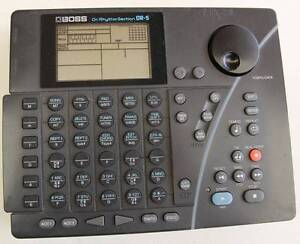 BOSS DR-5 Dr. Rhythm / Drum Machine made in Japan Mirrabooka Stirling Area Preview