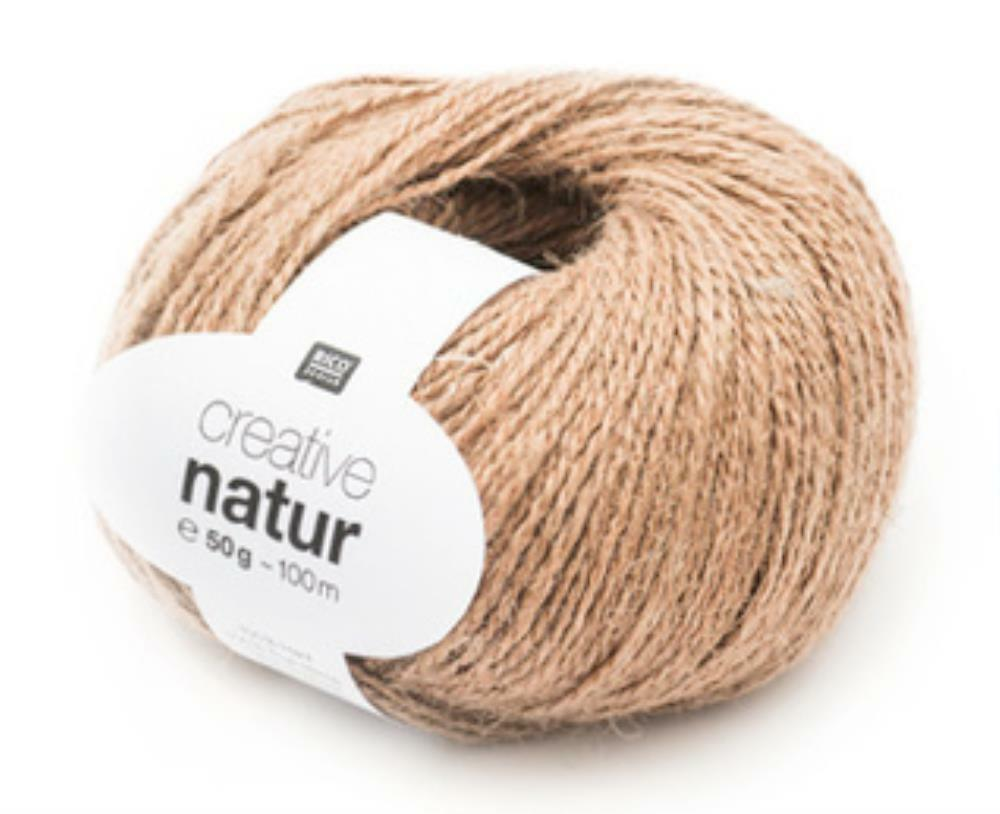 cheap sale online shop footwear Details about Rico Yarn Creative Nature 50g for Home Decoration 100% Hemp  Yarn Crochet Knit