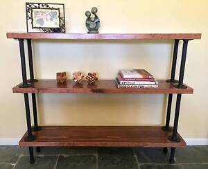 Timber Shelves - Rustic Indistrial Style Kurrajong Hawkesbury Area Preview