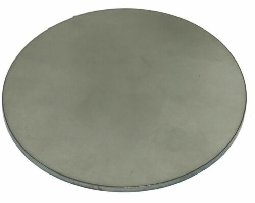 "1/8"" Stainless Steel 304 Plate Round Circle Disc 10"" Diameter (.125"")"