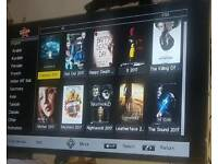 """40"""" F6400 Series 6 Smart 3D Full HD LED TV with stand 1x remote 2x 3D glass"""