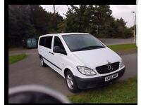 Mercedes Vito 9 seaters for sale