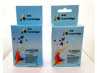 HP Ink Cartridge 300XL Black and Tricolour Brand New. Suitable for HP Printers