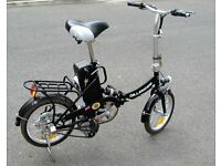 Fold up Electric bike