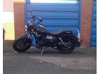 KEEWAY SUPERLIGHT LTD 125 cc (low mileage)