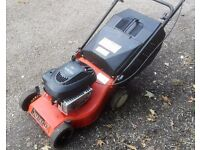 Briggs and Stratton Champion Petrol Lawnmower Good Condition
