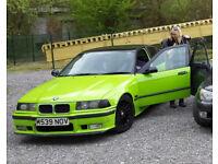 BMW 318i 1995 (Blown Head Gasket)