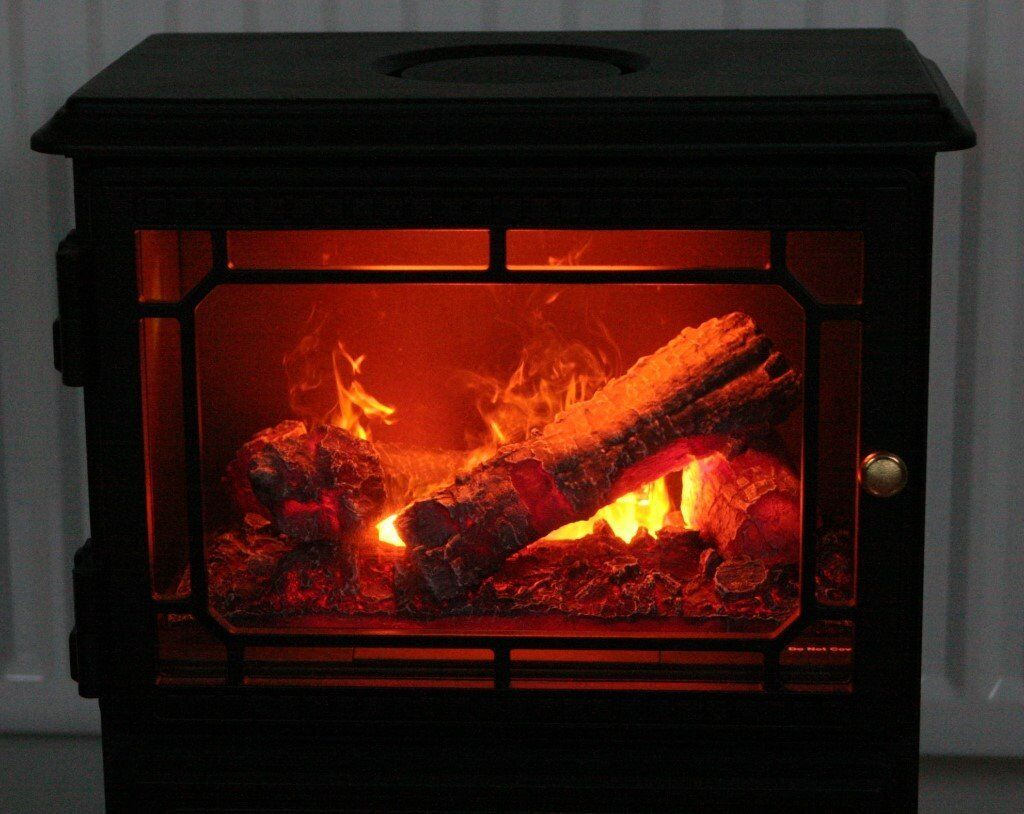 dimplex gosford opti myst heater stove with life like flame in