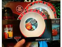 Cats 3 breakfast set