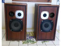 CASTLE RICHMOND vintage SPEAKERS