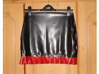 Chlorinated Latex Skirt