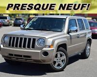 2010 Jeep Patriot Sport/North*4x4*4 cyl.*