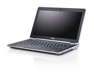 """Dell Latitude E6230 12"""" Laptop Intel i5-3320M 2.6GHz 8GB RAM 128GB SSD Win7Pro Webcam"""