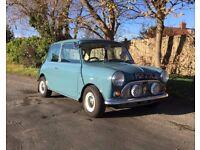 1967 Mk 1 Morris Mini Minor Replica Mini Mayfair Restored Classic Car