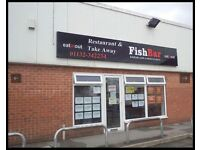 Fish and Chip Shop - Codnor Fish Bar; Well Fitted And Equipped, For Sale Well Below Market Value