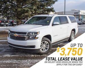 2018 Chevrolet Suburban LT *Leather *DVD *NAV *8 Pass *H Seats