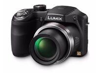 Panasonic Lumix DMC-LZ20 COMPACT DIGITAL CAMERA WITH POWERFUL 21x OPTICAL ZOOM
