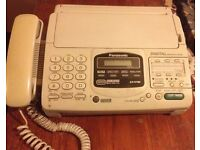 Panasonic KX-F2780E phone/fax machine