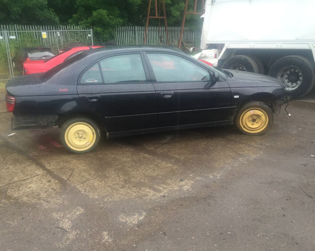 Accord Type R Ch1 H22a7 Black Facelift Rolling Shell Track