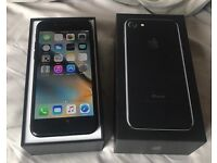 iPhone 7 128gb Jet Black Boxed New For Sale Open To All Networks