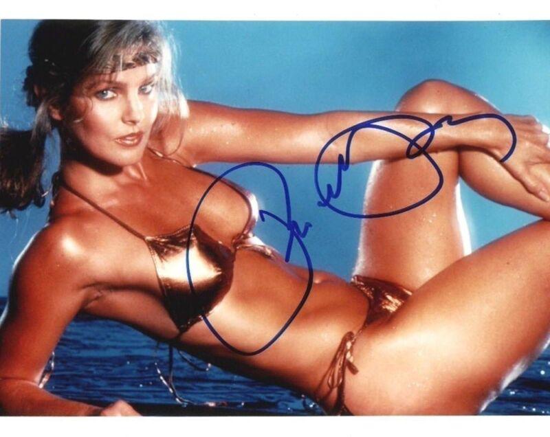 PRISCILLA PRESLEY.. Bikini Clad Babe - SIGNED