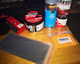 Car paint, dent, rust, scuff repair KIT