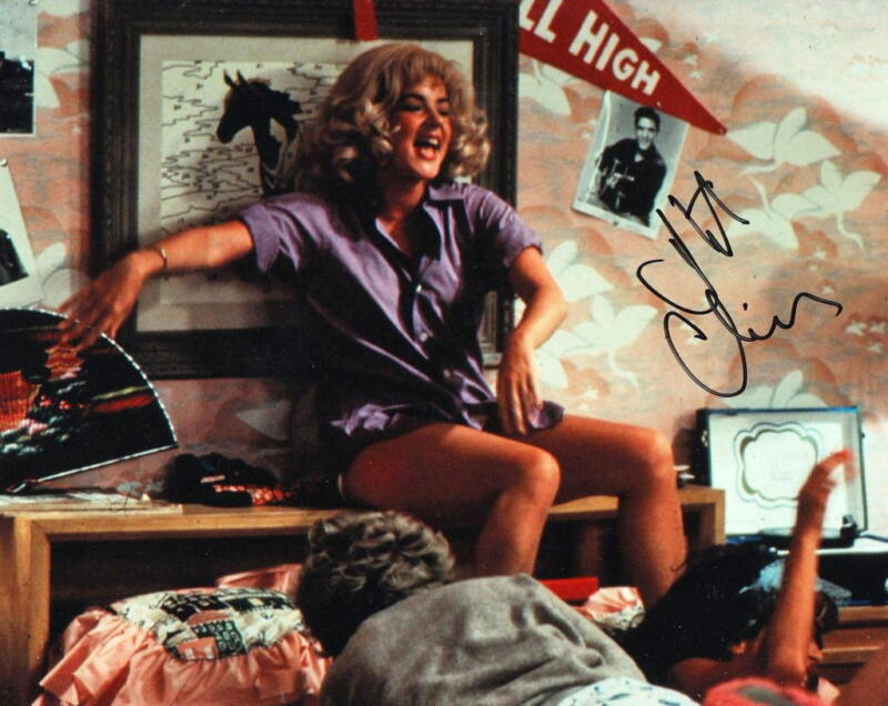STOCKARD CHANNING.. Grease's Rizzo - SIGNED