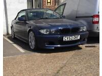BMW E46 m sport low mileage convertible very clean!!
