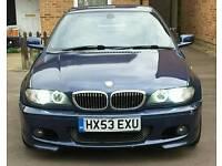 BMW 330CI 330 M SPORT FACELIFT MOT