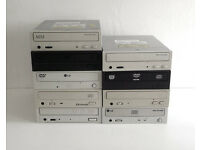 DVD Writers, DVD-Rom, CD Writers, DVD+R (IDE, Desktop PC, Windows 7, Apple Mac, Gaming PC, DVD+R)