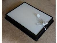 Photographic Light Box (240 volts)