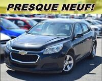 2015 Chevrolet Malibu 1LTMIRROIRS CHAUFFANTS**COMMANDES AUDIO AU