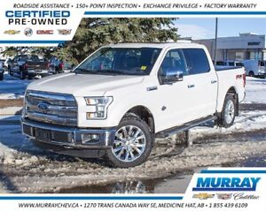 2016 Ford F-150 King Ranch *Leather *NAV *H/C Seats