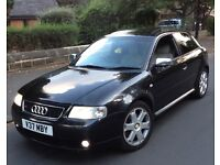 Audi S3 1.8 Turbo 210BHP Quattro (Not Leon Cupra Civic Type-R Golf Gti Subaru)