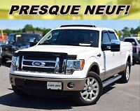 2011 Ford F-150 King Ranch*WOW**SUPERBE CAMION*COMME NEUF!