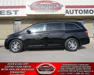 2012 Honda Odyssey EX 8 PASS, HEATED SEATS, POWER DOORS, LOCAL V