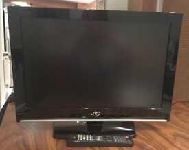 """JVC LT-22DK2BJ 22"""" 720p HD LCD TV/DVD Combo"""