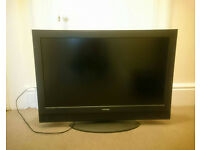 "37"" TV with Freeview, HDMI and Remote Control"