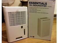 Essentials dehumidifier 10L