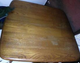 Large Ercol coffee table
