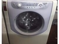 Hotpoint 7.5kg 1200 Spin White Super Silent A Rated Washing Machine 1 YEAR GUARANTEE FREE DEL N FIT
