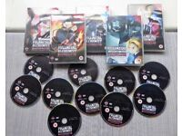 Full Metal Alchemist DVD set