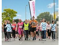 Guildford Race for Life Event Day Volunteer