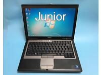 Dell Fast Laptop, 250GB, 2GB Ram Windows 7, Microsoft office, Excellent Cond, Ready to use