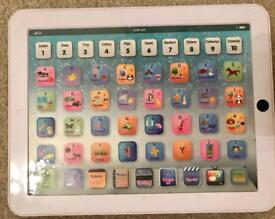 English / Polish Talking Kids IPad Toy