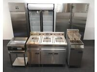 QUALITY New Catering Equipment & Refrigeration - PAY OVER 6 MONTHS!