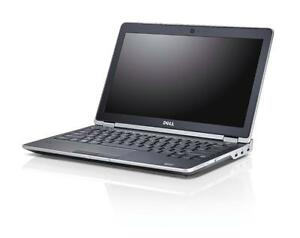 "Dell Latitude E6230 12"" Laptop Intel i5-3320M 2.6GHz 4GB RAM 128GB SSD Win7Pro Webcam"