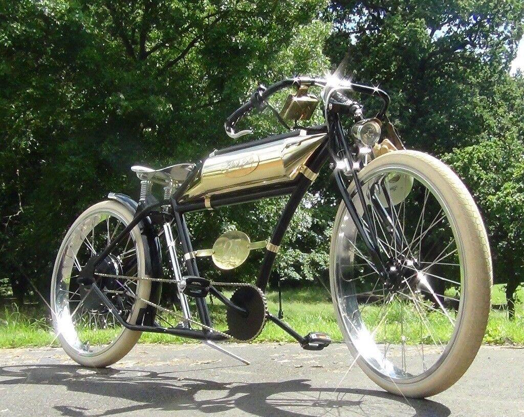 Unique Electric Bicycle