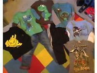 Boys 4-5 years clothing bundle